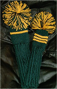 Green/Gold Stripes